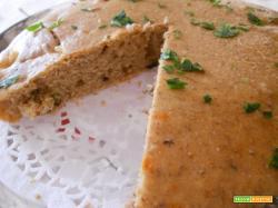 Torta alla paprika - ricetta light