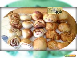 Rusticini Saltimbocca Finger Food
