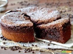 Torta al Cioccolato che si Scioglie in Bocca