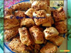 Bocconcini con Pasta Brisèe Dolci Finger Food