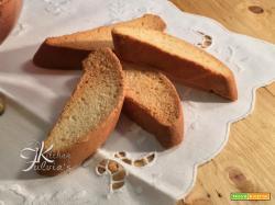 Biscotti del lagaccio con lievito madre (senza anice)