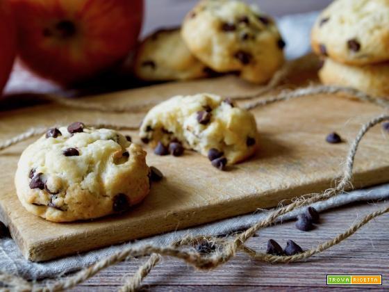 Biscotti Morbidi Mele e Cioccolato
