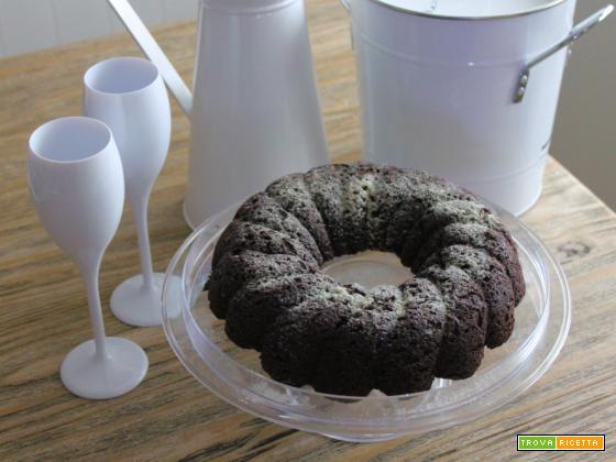 Torta cacao amaro e ricotta