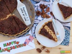 Pecan pie per il Thanksgiving Day 2017