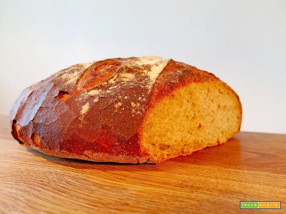 Ricetta pane al peperoncino