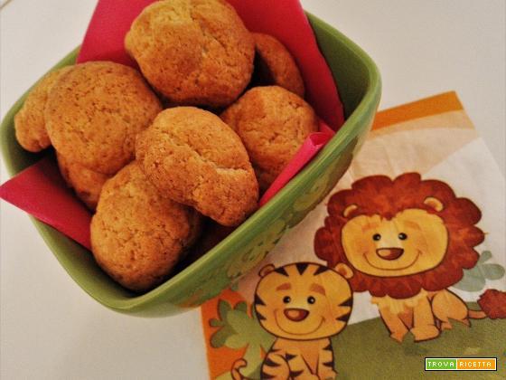 Biscotti di Camilla [SENZA UOVA]