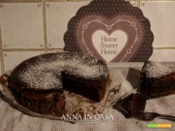 Torta morbida ciocco caffè