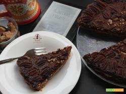 MANGIA CIO' CHE LEGGI 109: Pecan pie di Pearl alla mia maniera, ispirata da Tè, zucchero e segreti di Nancy Naigle