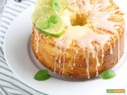CHIFFON CAKE AL LIME