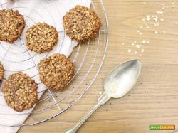 Biscotti all'avena sugarfree e perchè diminuire lo zuccheri nella vita quotidiana!