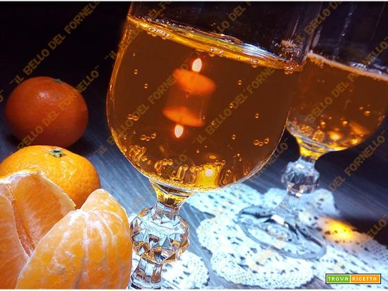 Aperitivo frizzante con clementine