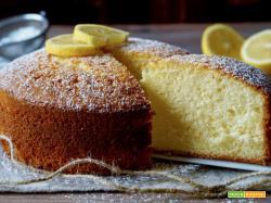 Torta al Limone Senza Bilancia