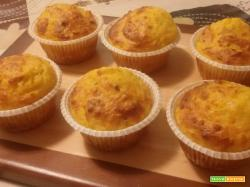 Muffin salati alle patate e rosmarino