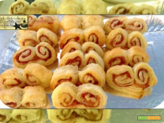 Biscotti Rustici allo Speck Finger Food