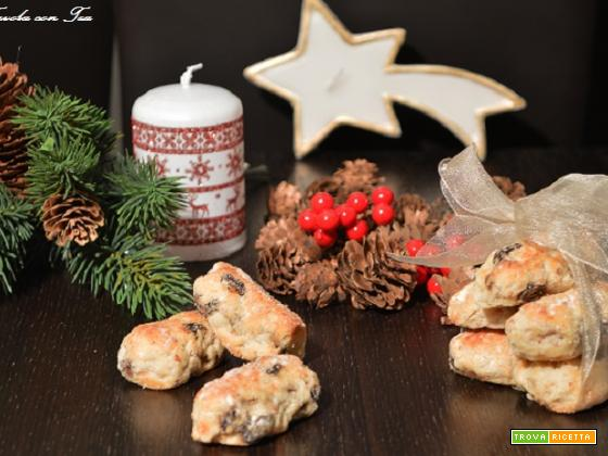 Mini Stollen di Natale