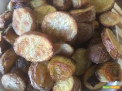 Porri e patate al forno, contorno irresistibile