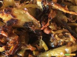 Crick-crock di carciofi e cipolle