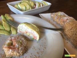 Finto sushi all'italiana