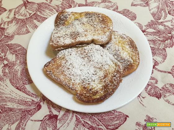 French toast di Dustin Hoffman