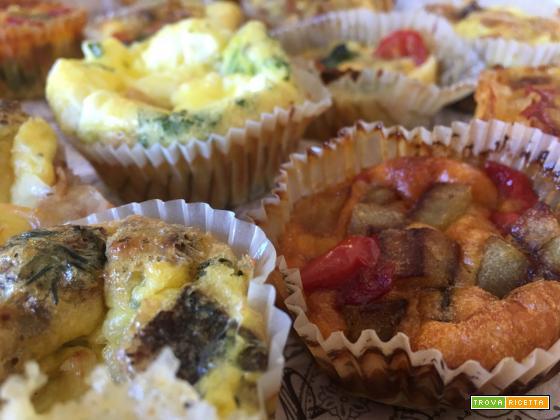 Frittatine muffin
