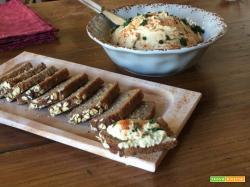 Hummus - antipasto di crema di ceci