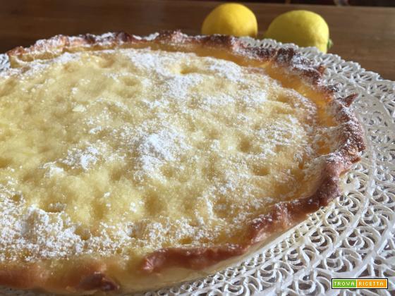 Crostata al limone irresistibile