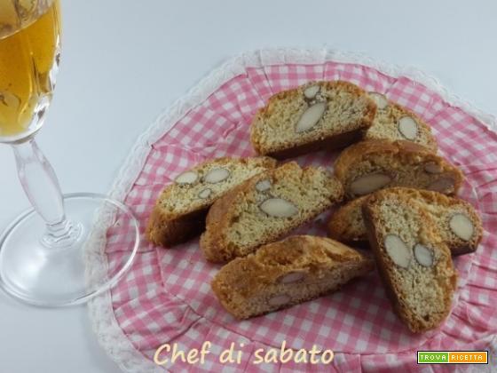 Cantucci o biscotti di Prato