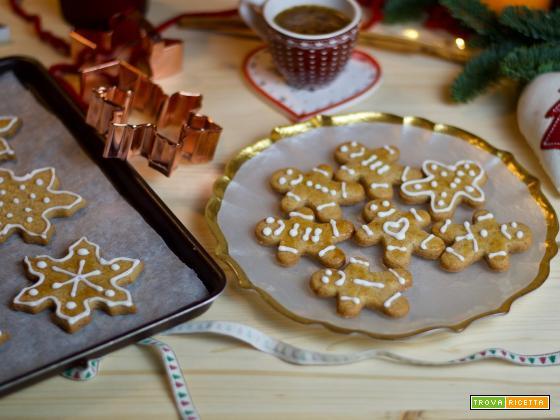 Gingerbread: la ricetta perfetta
