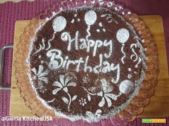 Torta Caprese Originale Napoletana