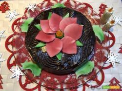 Torta Sacher con Cuisine, i-Companion e XL Moulinex