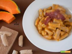 Gnocchi di castagne e zucca