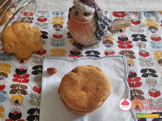 Biscotti al mais senza glutine con uvetta