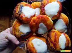 Pizzette rosse per bambini