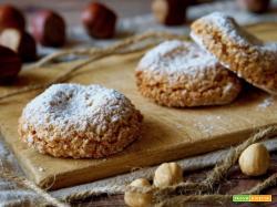 Biscotti Morbidi alle Nocciole