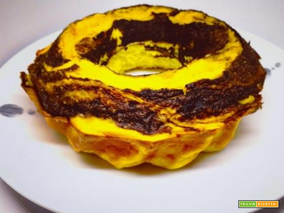 BUNDT CAKE PUMPKIN&ORANGE
