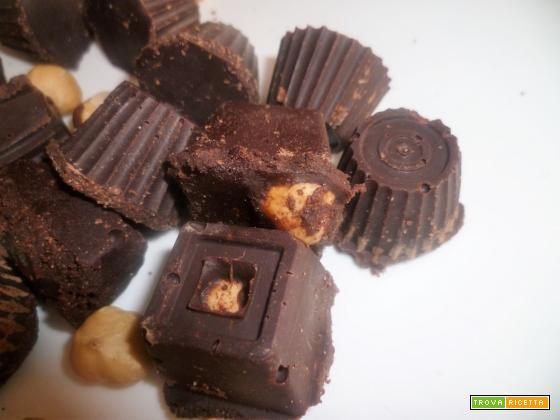Cioccolato di Modica con nocciole