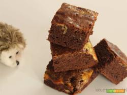 Brownies marmorizzati: un tocco delicato in un'anima compatta!