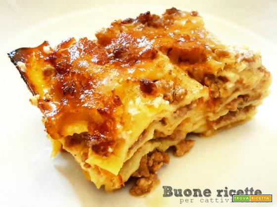 Lasagne, ricetta classica