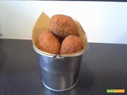 Mini arancini, antipasto sfizioso