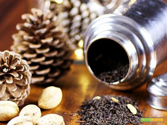 Tè alle mandorle...iniziamo a pensare ai regalini di Natale