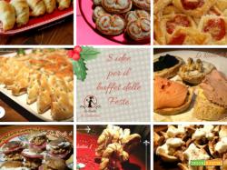 8 idee per il buffet delle Feste