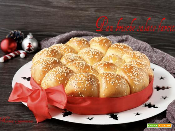 Pan brioche salato farcito