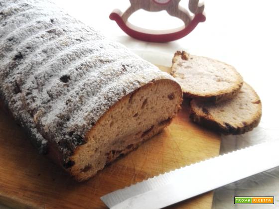 Pan dolce dell'Avvento e la fuga