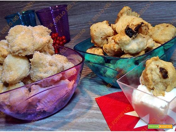 Zeppole dolci e salate… sfizi della tradizione