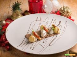 Tegoline di teff e quinoa con mele caramellate e fichi:  vi conquisterà