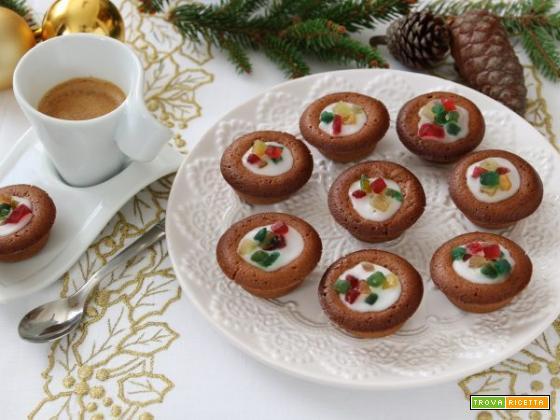 Piccoli bocconcini dolci speziati da offrire con un buon caffè