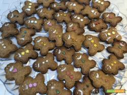 Biscottini di pan di zenzero semplici e veloci con il CuCo Moulinex