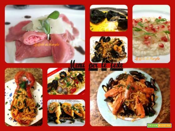 Primi piatti a base di pesce…. ricette facili