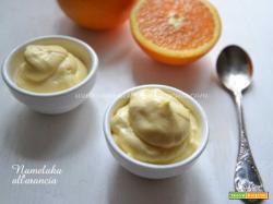 Namelaka all'arancia crema golosa