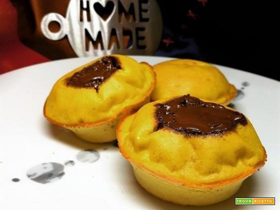 PUMPKIN&CHOCOLATE MUFFINS